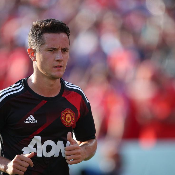Ander Herrera Reportedly Set to Sign New Manchester United Contract by December