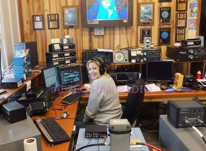 Nv9l valerie ham radio pinterest hams and usa for Classic house radio station
