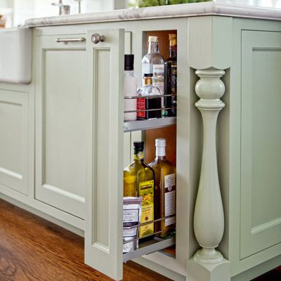 17 best images about kitchen on pinterest bar stools for Narrow kitchen cabinet