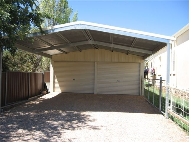 COLORBOND Garage Extensions
