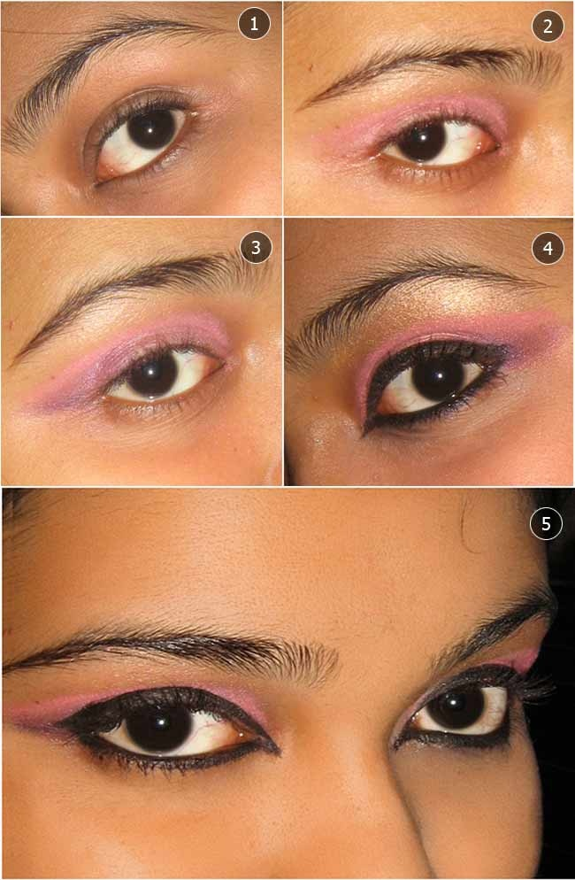 Arabic Eye Makeup   @ http://www.stylecraze.com/articles/arabic-eye-makeup/