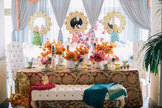 17 best images about team holy holi luxe wedding for Holi decorations at home