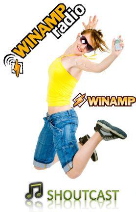 winamp radyo hosting