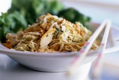 Chicken pad thai - Jonelle Weaver/Photolibrary/Getty Images