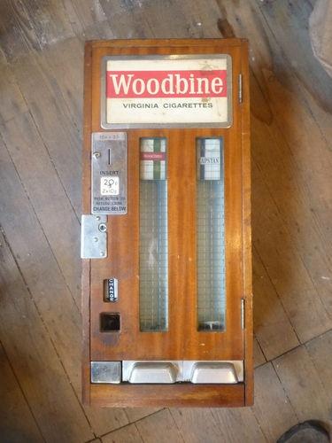 WOODBINE/CAPSTON VENDING MACHINE | eBay