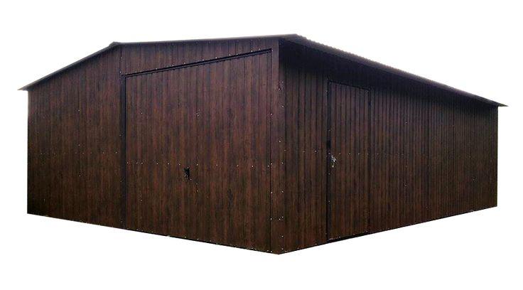 Tani, solidny garaż metalowy? Teraz to możliwe dzięki http://garaze-premium.pl/