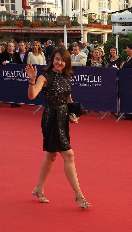 Valérie Bonneton  #deauville2014