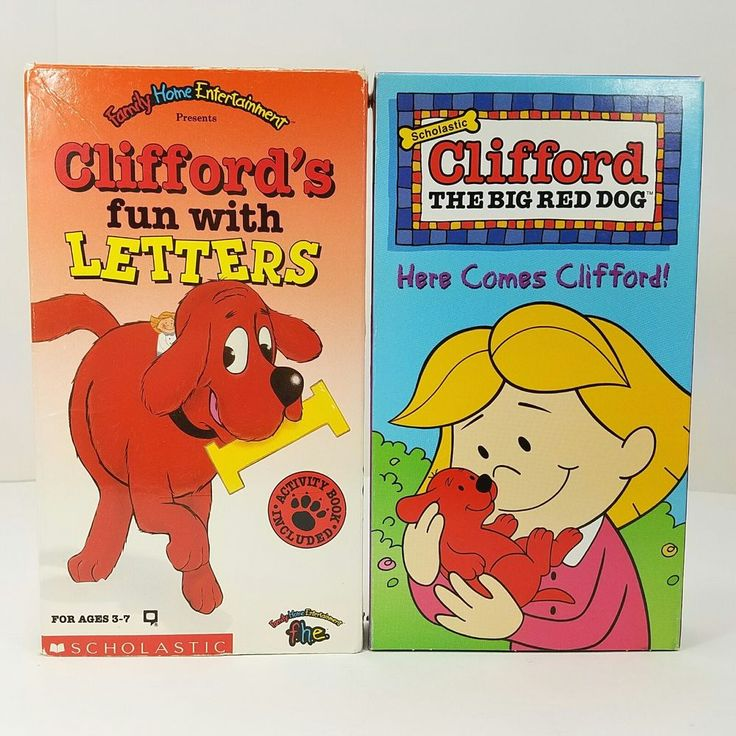 Vhs Comes Here Clifford