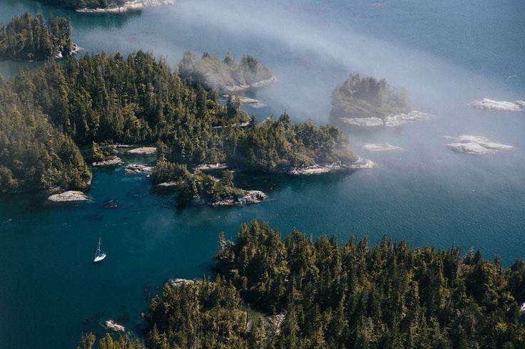 The Broughton Archipelago