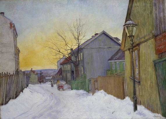 Sagene (1911), Harald Oscar Sohlberg