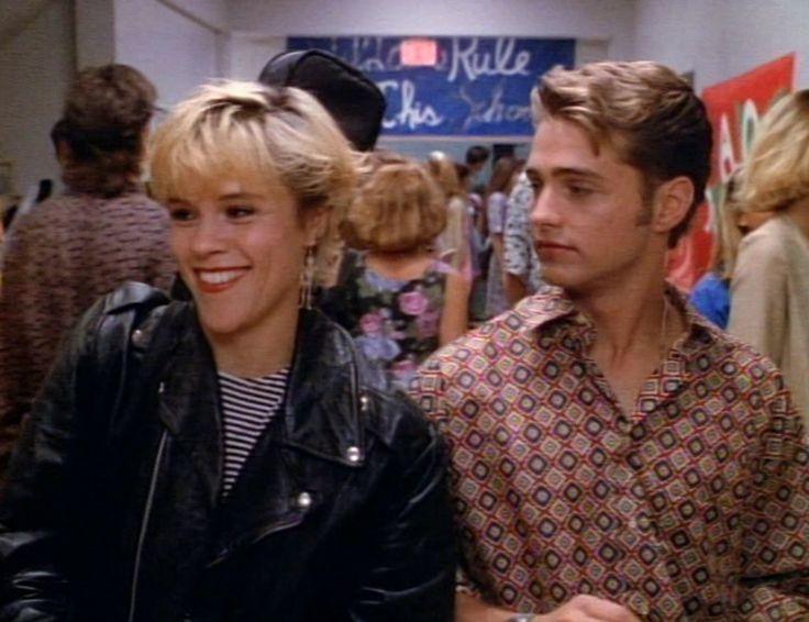 Jason Priestley as Brandon Walsh in Beverly Hills 90210