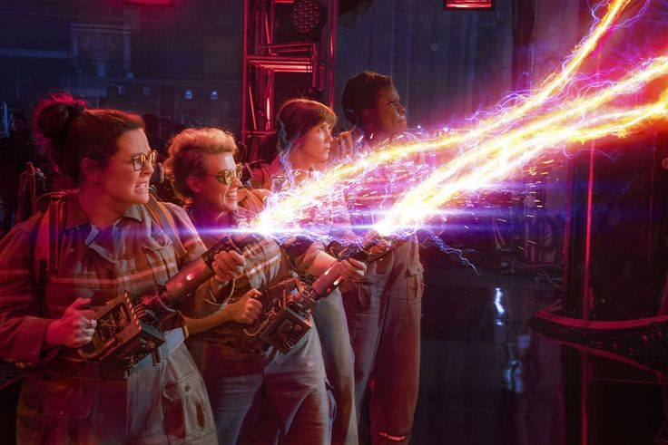 Ghostbusters (2016) Movie Image 1
