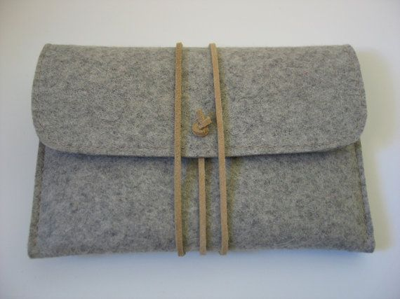 Hey, I found this really awesome Etsy listing at https://www.etsy.com/listing/89187923/gray-wool-felt-kindle-paperwhite-case