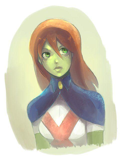 Miss Martian - Young Justice by Clockwork7.deviantart.com on @DeviantArt