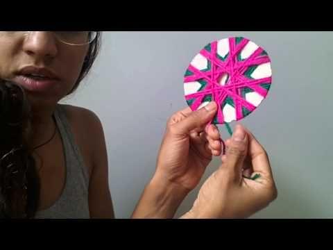 Mandala Infinita - como fazer