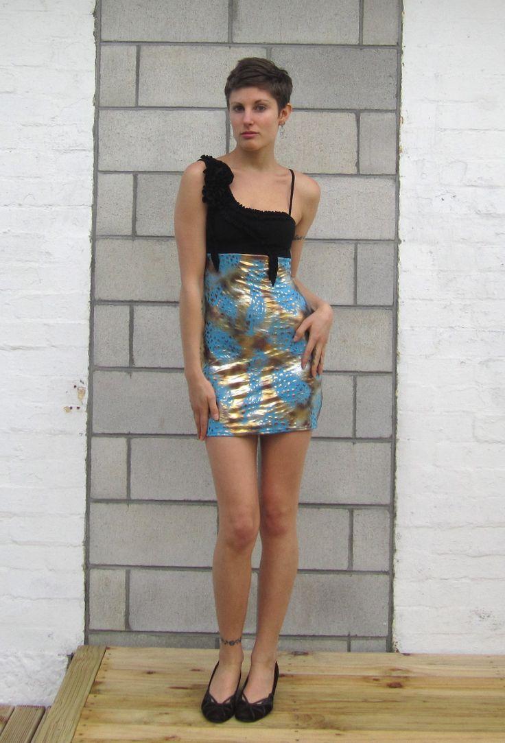 Short Evening Dress Size 08 $19.99