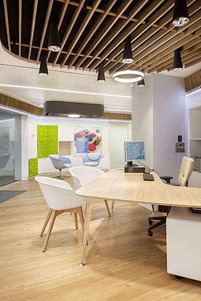 el nuevo modelo de oficina comercial de sanitas soluciones integrales en diseo de oficinas