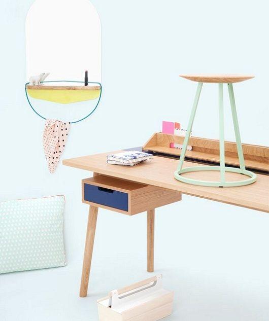 82 best escritorios infantiles mesas ni os images on - Mesa escritorio infantil ...