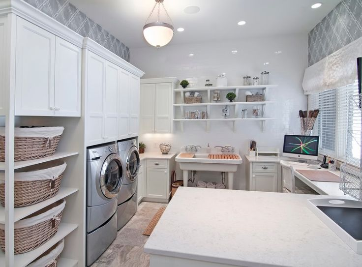 10 Laundry Room Ideas That Organize, Add Value and Upgrade Your Space