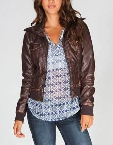 27 best Bomber jackets images on Pinterest | Bombers, Brown bomber ...