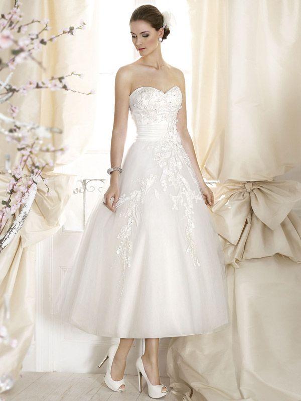 Brautkleider im gehobenen Preissegment | miss solution Bildergalerie - Modell 5426 by FARA SPOSA
