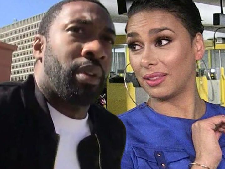 Gilbert Arenas Sues Laura Govan for Repeating STD Claim