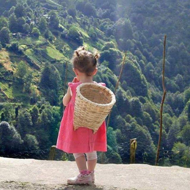 Little one → Trabzon ⛵ Eastern Blacksea Region of Turkey ⚓