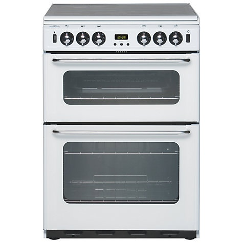 Buy New World 600TSIDOM Gas Cooker, White - £449.00