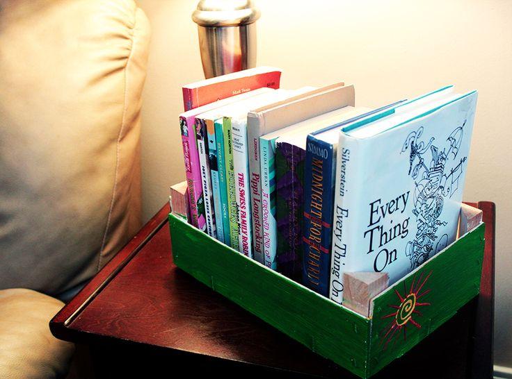 Darling Clementine crate books