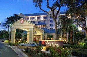 Pre-Cruise Hotel: Hilton Garden Inn Ft. Lauderdale Airport-Cruise Port ~ Cruise Radio