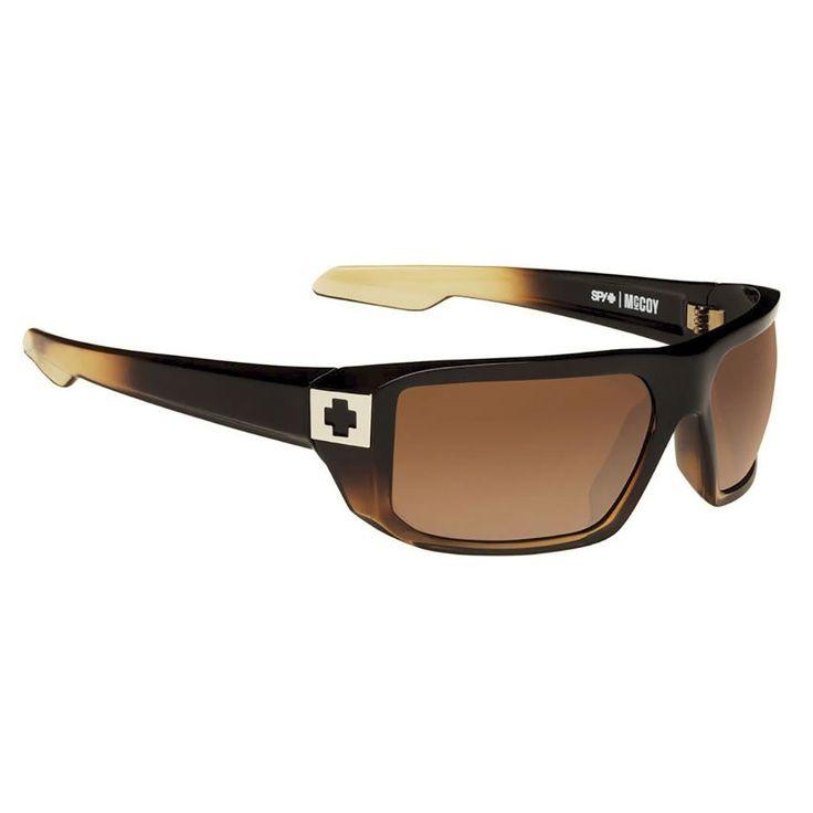 Spy Sunglasses McCoy Bronze Fade Happy Bronze