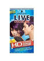 Schwarzkopf LIVE Color XXL HD 87 Mystic Violet Permanent Purple Hair Dye