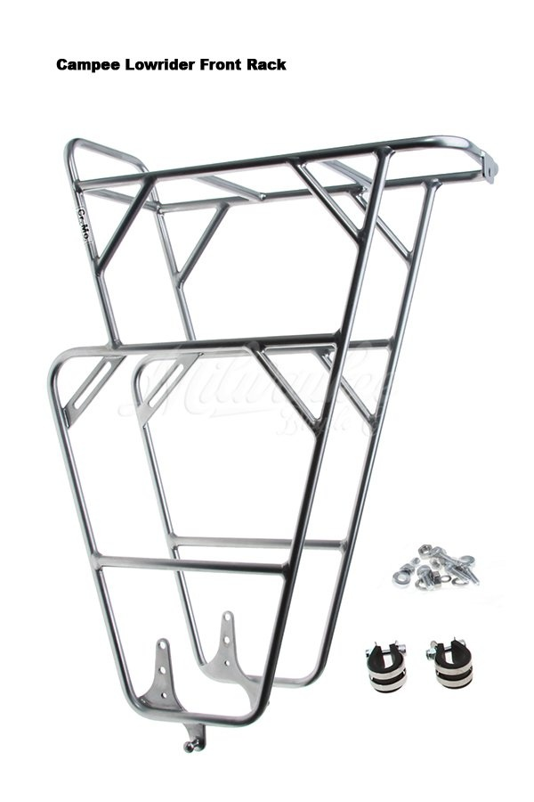 nitto front f low rider campee rack