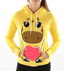 Cute giraffe hoodie