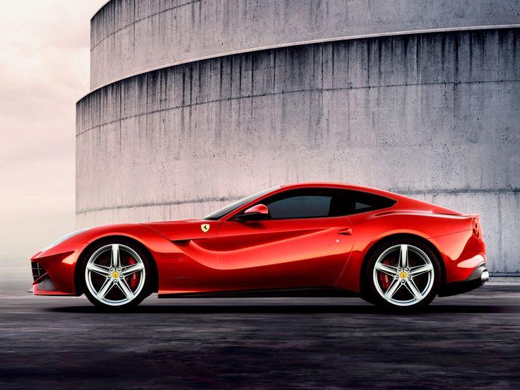 Ferrari Berlinetta Unveiled Ahead Of Geneva Motor Show