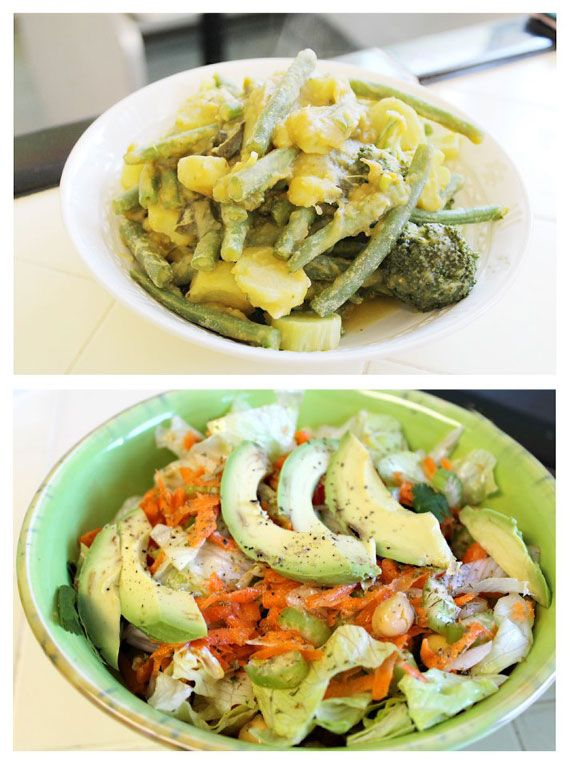Healthy, simple vegan meals for a busy college student!