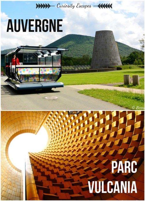 AUVERGNE - France: Le Parc Vulcania : ce que j'en ai pensé