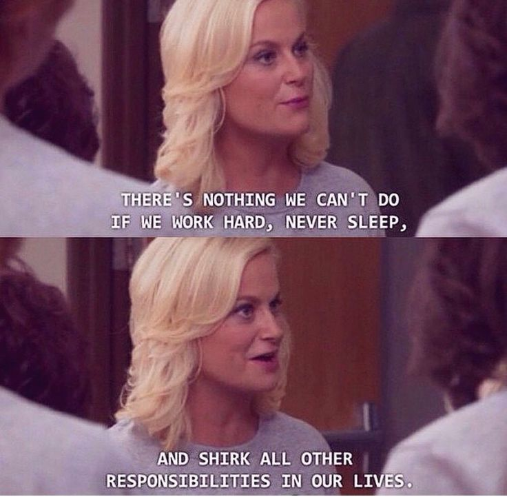 Leslie Knope - Parks & Recreations