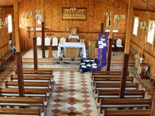 Znalezione obrazy dla zapytania seminarium duchowne radom kościół