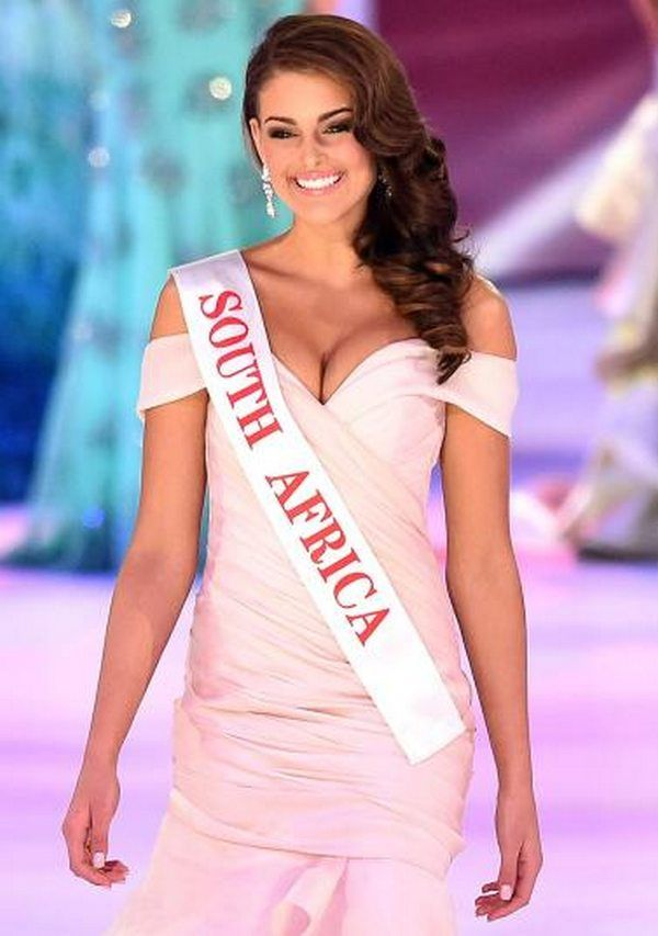 And The Miss World 2014 Winner Is… Miss South Africa Rolene Strauss