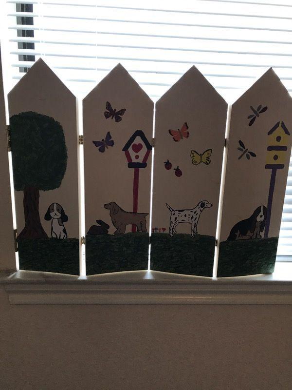 Kids Decor shutters for bedrooms window. Screw on! Must go asap! ( Baby & Kids ) in San Antonio, TX - OfferUp