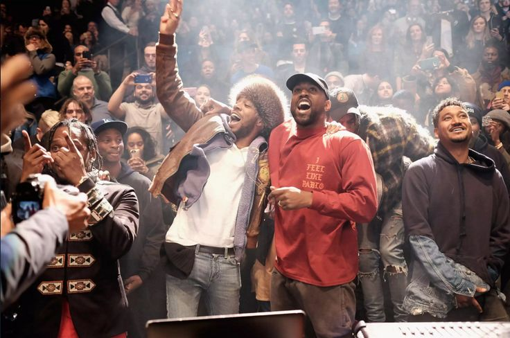 You mad because im doing songs with Drake- Kanye West responds to Kid Cudi diss on Saint Pablo Tour