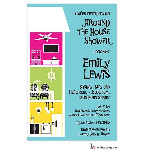 75 best bridal shower invitations images on pinterest bachelorette around the house bridal shower invitations filmwisefo