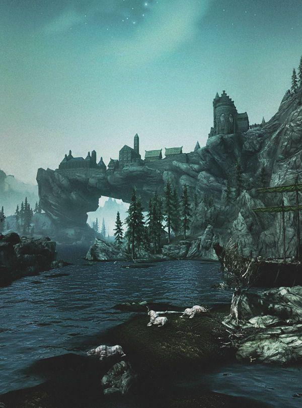 Skyrim Special Edition Solitude