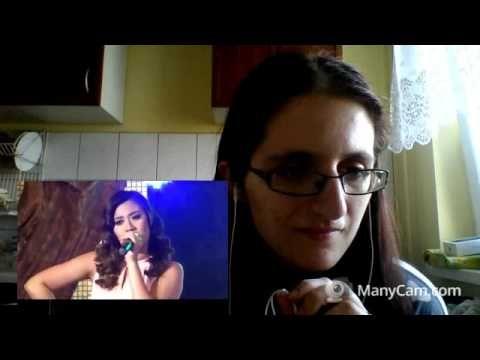[REACTION] Morissette Amon - NO MORE TEARS at Manila Pavillion LIVE
