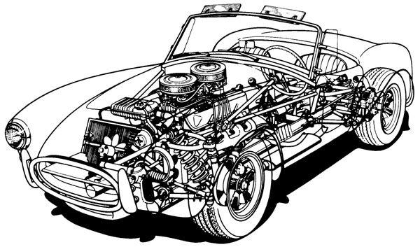 1080 best car art images on pinterest
