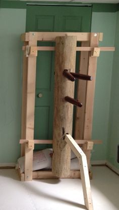 25 Best Ideas About Wooden Dummy On Pinterest Wing Chun