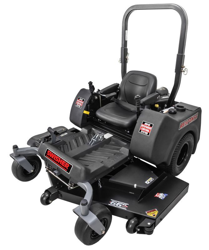 Swisher ZTR2766BS 27 HP Zero Turn Riding Lawn Mower w/ 810cc Briggs & Stratt Lawn Mowers Riding Mowers Zero-Turn Mower