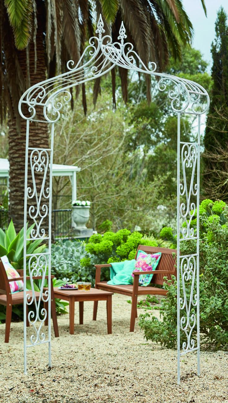 Trissino garden arch www.earlysettler.com.au