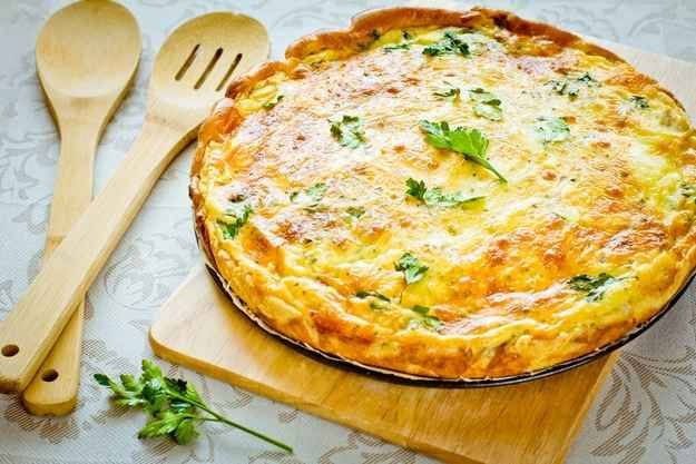 Quiche Lorraine   44 Classic French Meals You Need To Try Before You Die